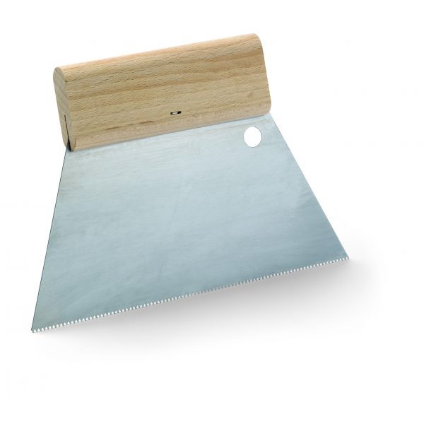 SCHULLER Eh´klar Zahnspachtel Karo B3 18 cm