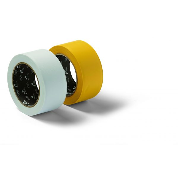 SCHULLER Eh Klar PVC Mask Q yellow - 50mm x 33m