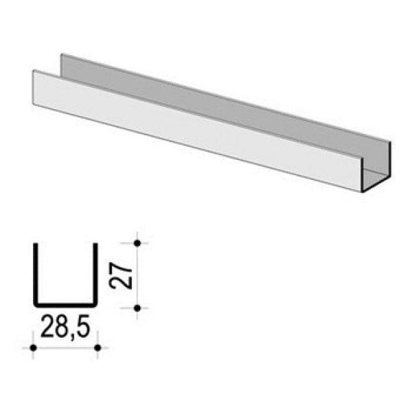 KNAUF Trockenbauprofil UD30 - 3m