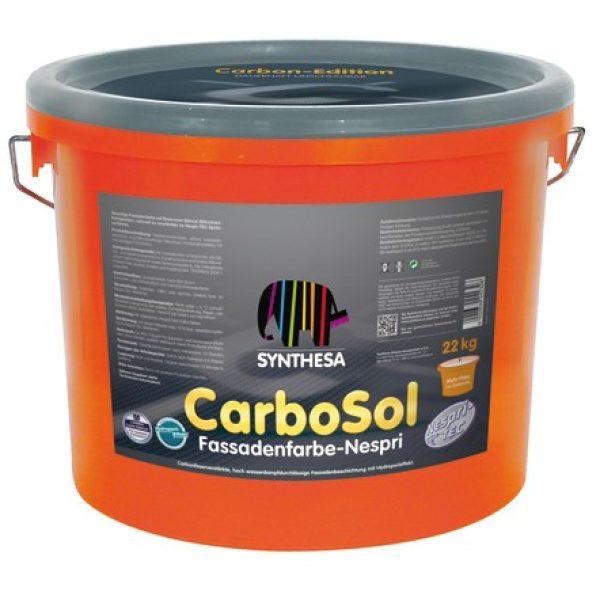 SYNTHESA CarboSol Fassadenfarbe 25 Kg.