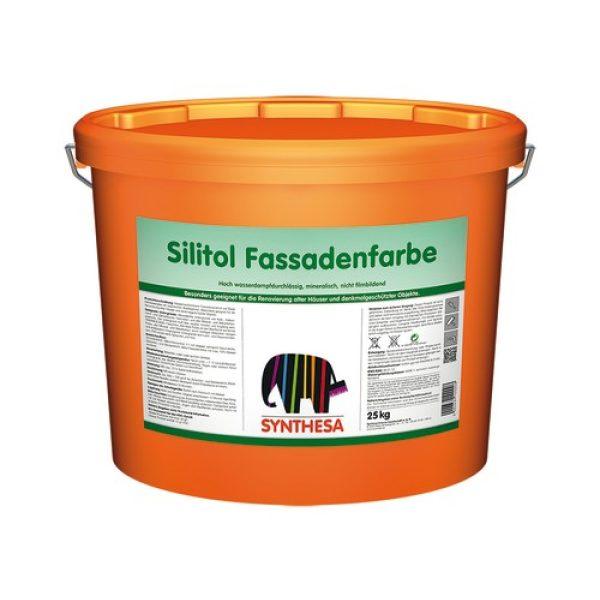 SYNTHESA Silitol Fassadenfarbe 7 Kg.