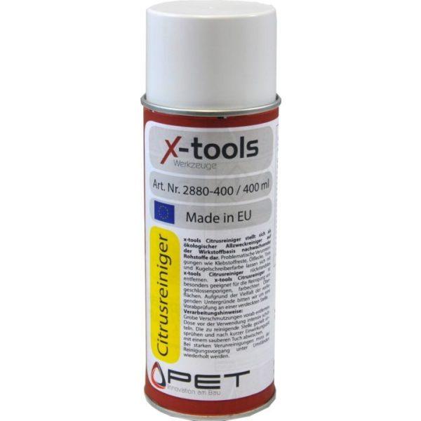 X-TOOLS Limonreiniger Dose 500ml.