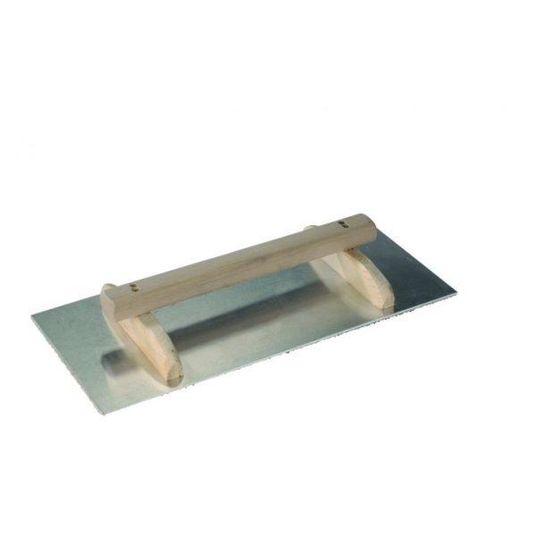 X-TOOLS Schleifbrett mit Klettverschluss 200x420mm