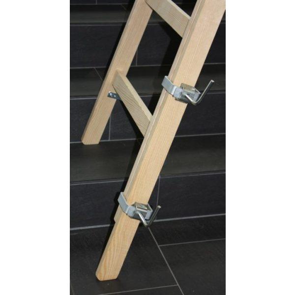 X-TOOLS Verlängerung für Leiter 4-8 Sprossen