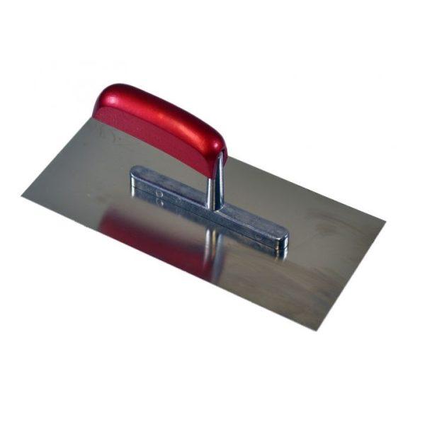 X-TOOLS Zahnspachtel mit Holzgriff, Zahnung E8