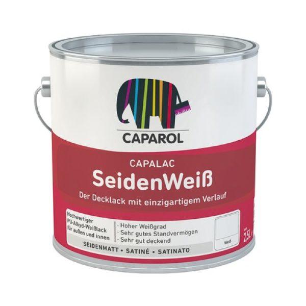 CAPAROL Capalac SeidenWeiß, 2,5 Ltr.