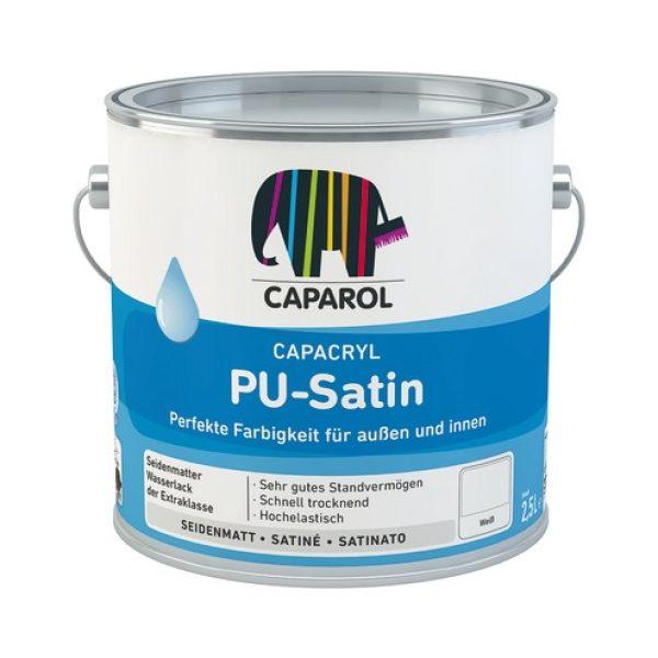CAPACRYL Mix Pu-Satin Basis T 2,4 Ltr.