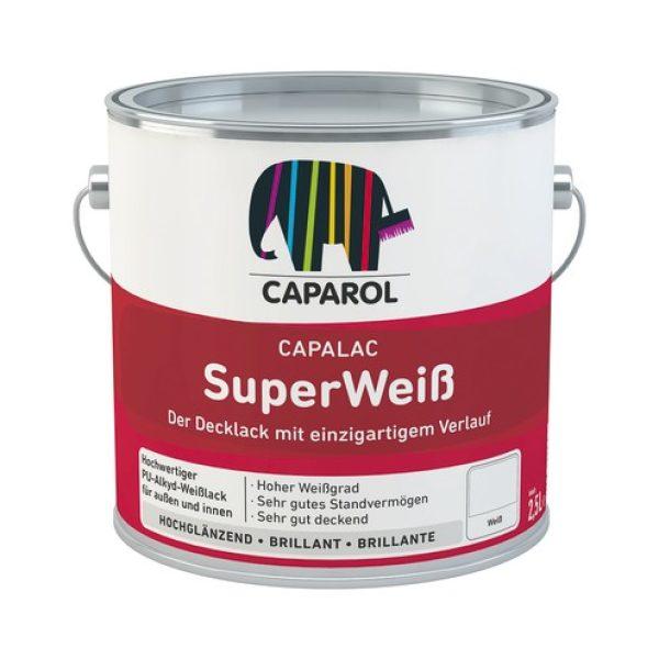 CAPAROL Capalac SuperWeiß, 2,5 Ltr.