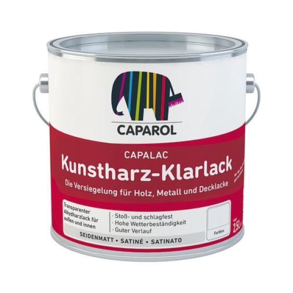 CAPATECT Capalac Kunstharz-Klarlack 2,5 Ltr.