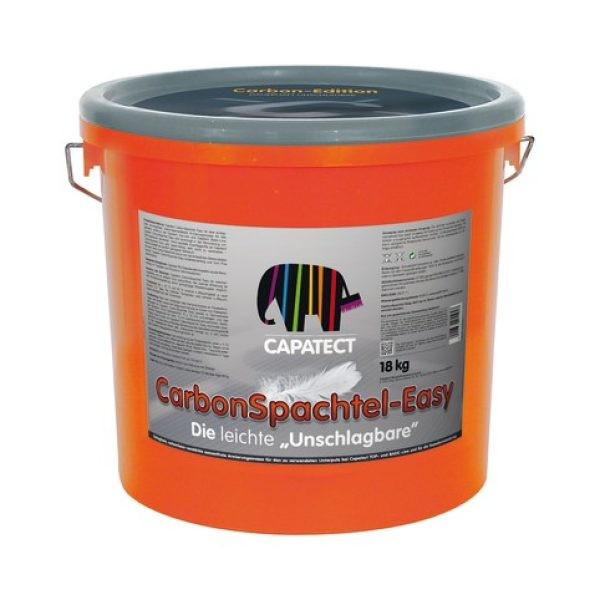 CAPATECT Carbonspachtel-Easy, 18 Kg.