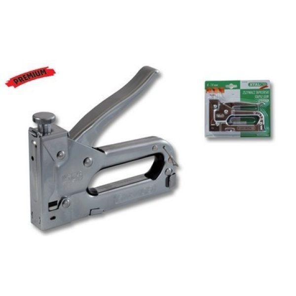 STALCO Handtacker mit regulierbarer Schusskraft