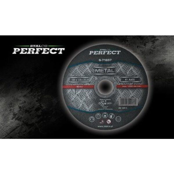 STALCO Perfect Trennscheibe Metall 230x1,9x22,2mm