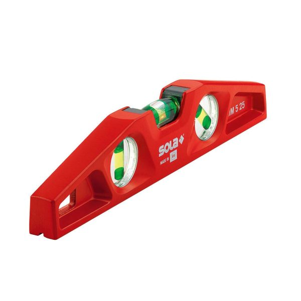 SOLA Alu-Guss-Magnet-Wasserwaage