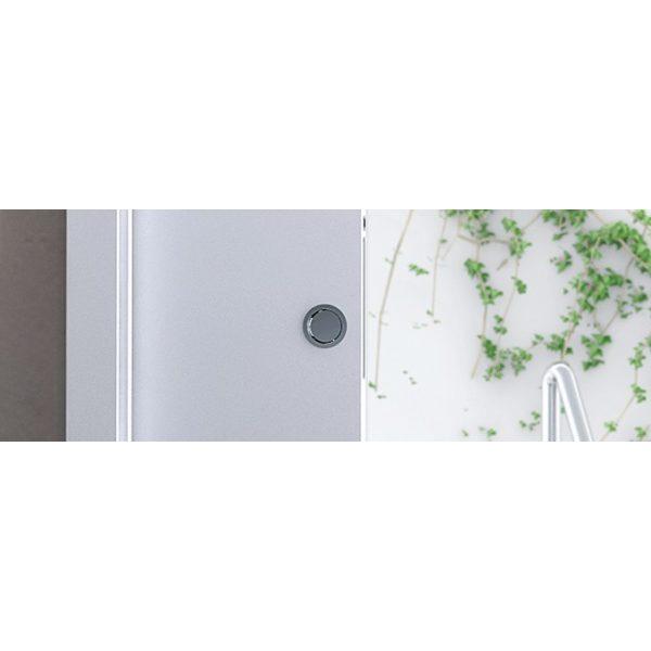 ECLISSE Türblatt RAL9010 900mm x 2000mm