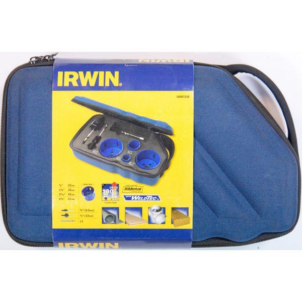 IRWIN Bi-Metall Lochsägenset 400SE